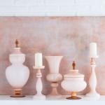 4. 'Aleesha' Range of Vases