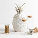 2. 'Ella' Pineapple Jar