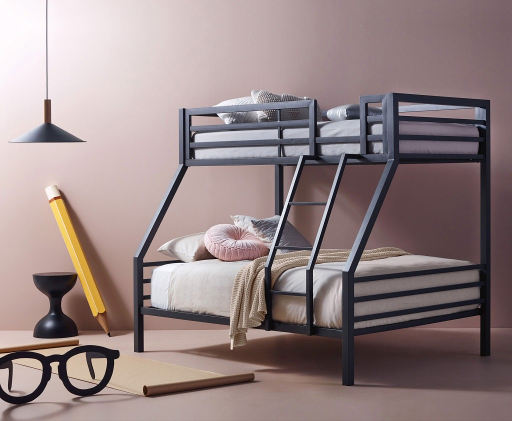 Quad-bunk-bed